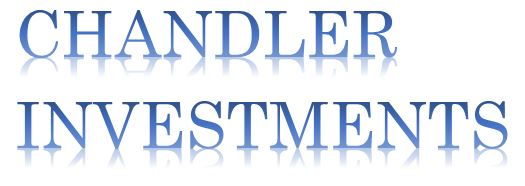 CHANDLER INVESTMENTS